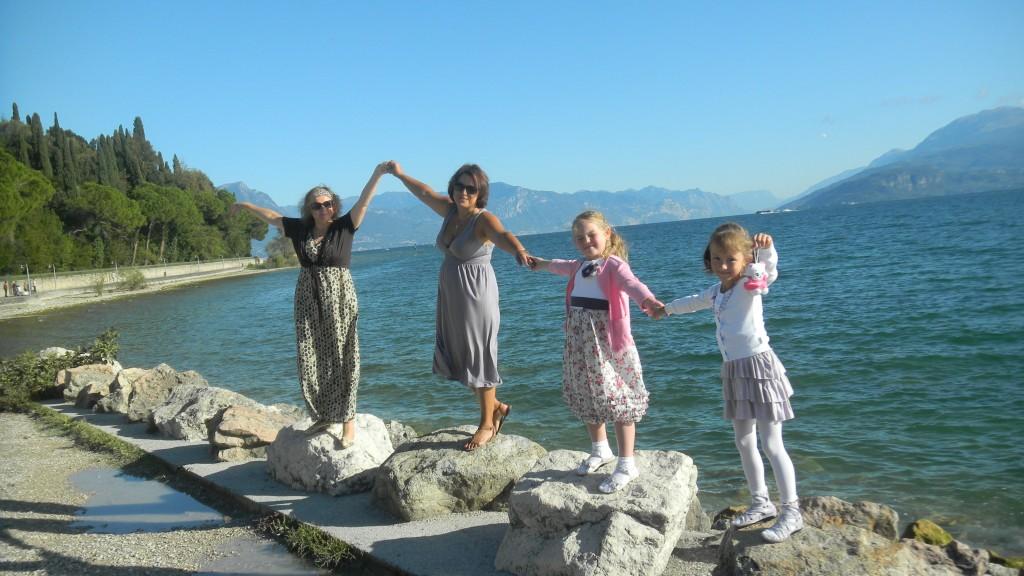 На озере Гарда