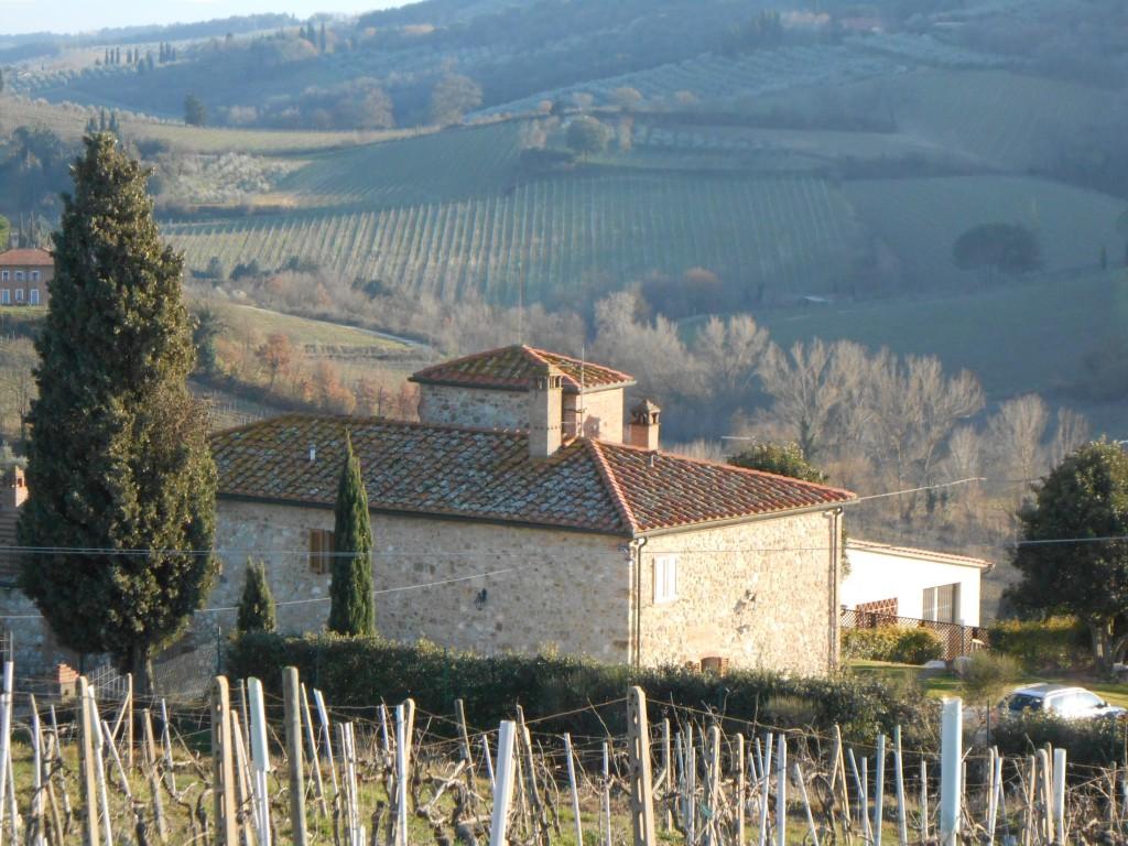 Классическая Тосканская панорама