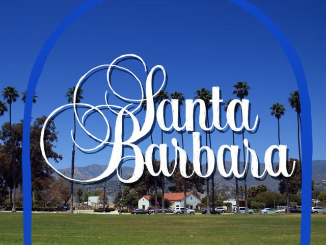 калифорния санта барбара