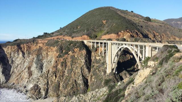 калифорния дорога 1